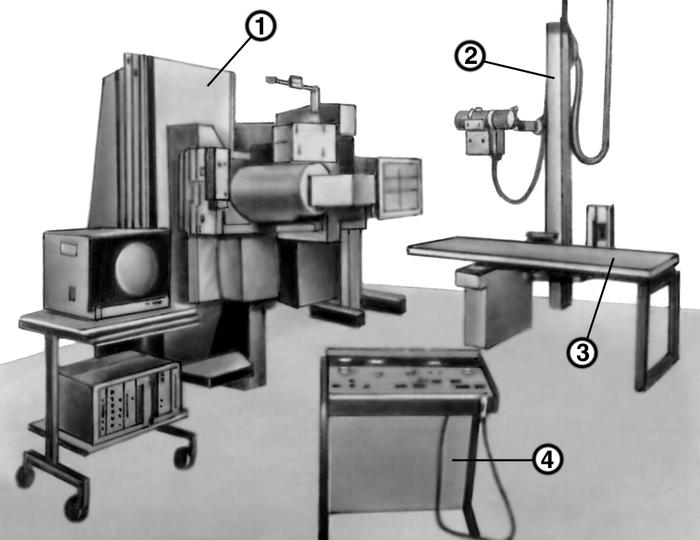 рентгеновского изображения