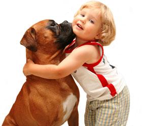 Собака лучший друг ребенка