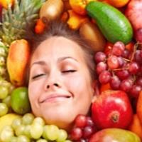 Еда с полезными бактериями лечит кожу