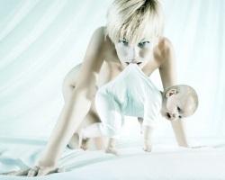 Рацион будущей мамы влияет на гены ребенка