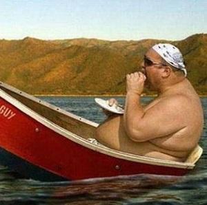 Толстяки живут дольше