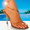Опасное для ног лето