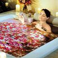 Как сделать обычный прием ванны полезным?