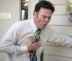 О чём говорит боль в груди?