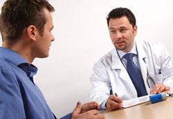 Тахикардия от простатита
