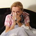 Простуда: боремся народными способами
