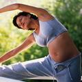 Поддержание формы во время беременности