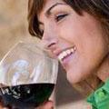 Натуральное вино снимает последствия стресса