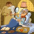 Ипохондрик страдает, когда болен и даже когда здоров