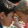Половая дифференциация детей-дошкольников