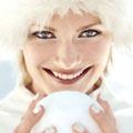 Как зимой сохранить свежесть кожи при помощи «домашней косметики»?